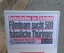 500 hässliche Thüringer