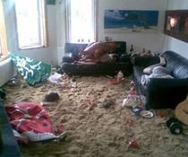 Indoor-Beachparty