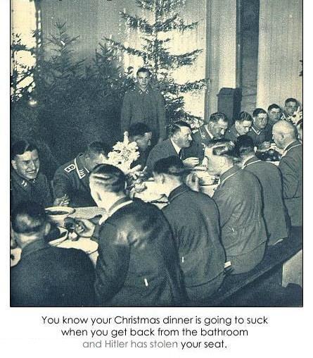 Eine böse Überraschung an Weihnachten...