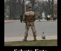 Schutz-Ente