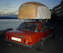 Brottransport