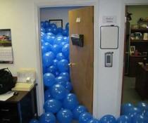 Ballon-Party