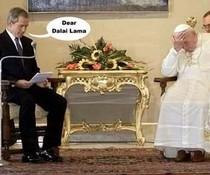 Papst Dalai