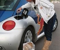 Starkes Benzin