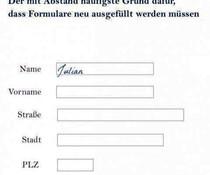 Formular Name