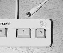 Guttenberg-Tastatur