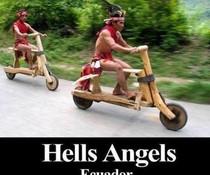 Hells Angels Ecuador