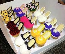 Süße High Heels