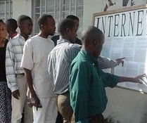 Internet in Afrika
