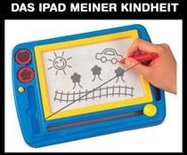 iPad der Kindheit