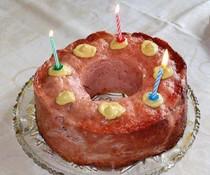 Leberkäse-Kuchen