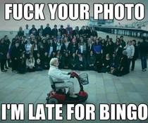 Schnell zum Bingo