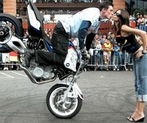 Sexy Stunt