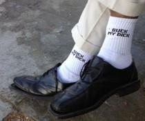 Obszöne Socken