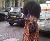 Mega-Afro