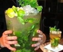 Nur ein Drink!