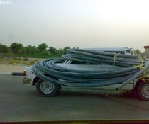 Rohrtransport
