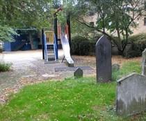 Friedhofsrutsche
