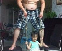 Starker Papa