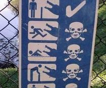 Kroko-Gefahr