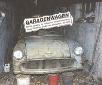 Garagenwagen