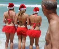 Sexy Weihnachten
