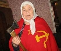 Gefährliche Oma