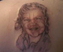 Horror-Tattoo