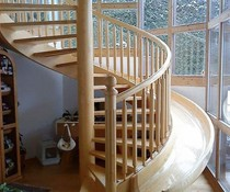 Rutsch-Treppe