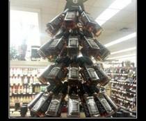 Whisky Weihnachtsbaum