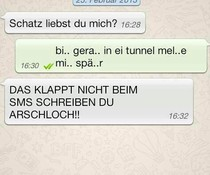 Tunnel-WhatsApp
