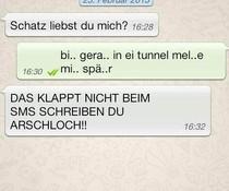 Tunnel-WhatsApp