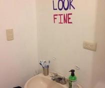 Kein Spiegel nötig
