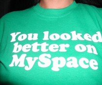 MySpace-Shirt