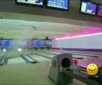 Bowling-Unfall